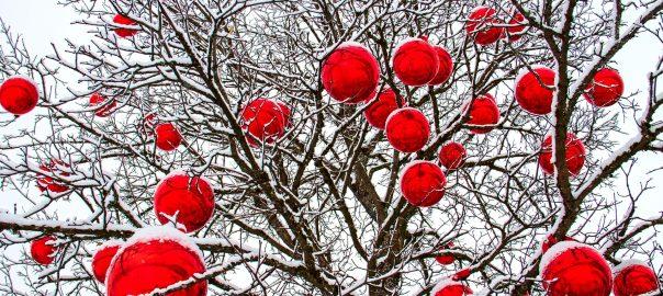 зимнее праздничное настроение